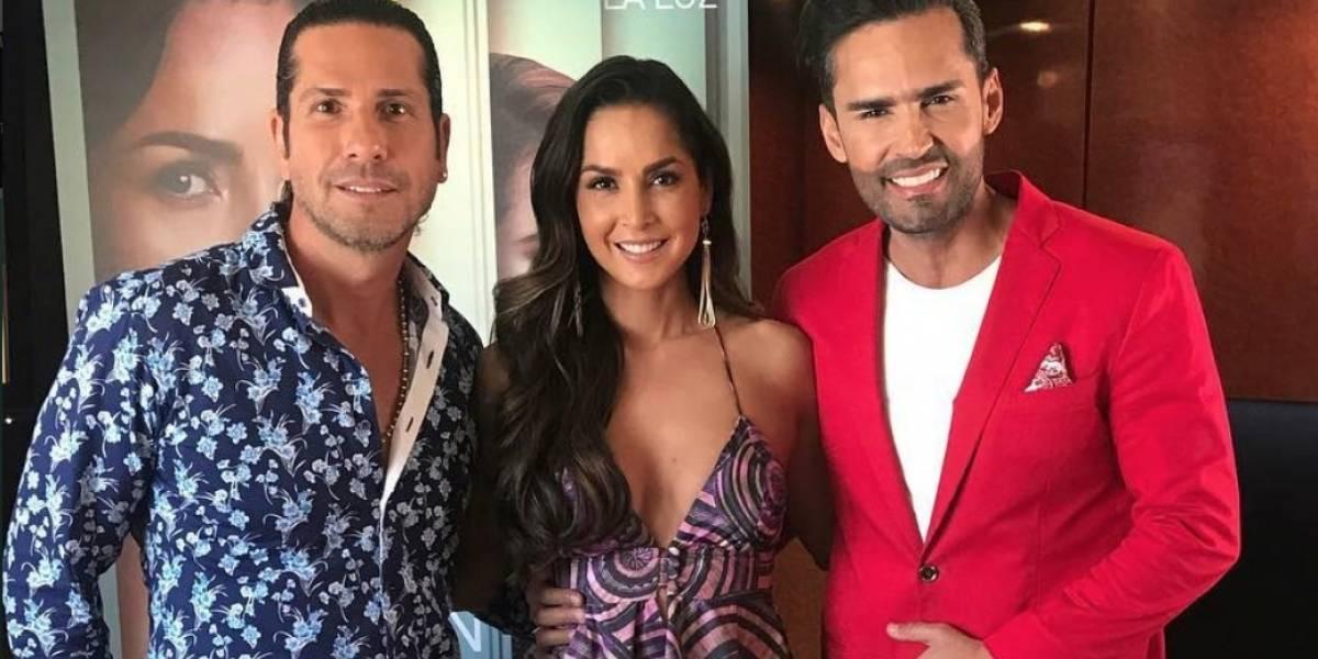 Así fue el candente baile de Carmen Villalobos y Gregorio Pernía en evento de promoción