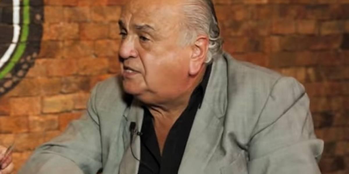 """Jaime Toral Zalamea abandonó entrevista en programa digital """"Castigo Divino"""""""
