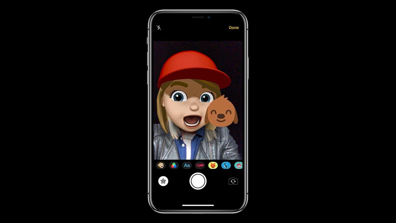 Apple te deja personalizar tus emojis con Memoji #WWDC18