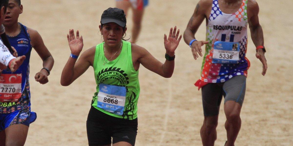 Medio Maratón de Cobán: la carrera por la igualdad cruza una importante meta
