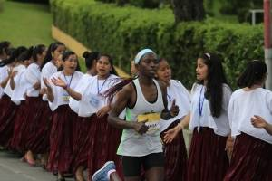 Medio Maratón de Cobán