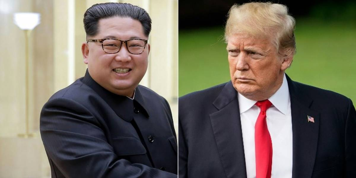 """Trump dice que """"está todo listo"""" para la cumbre con Kim Jong-un"""