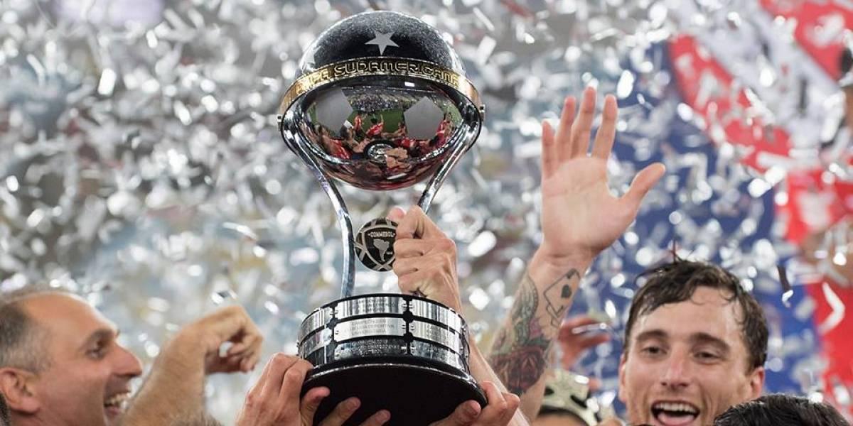 El camino de Temuco: así quedó el cuadro de la Copa Sudamericana 2018