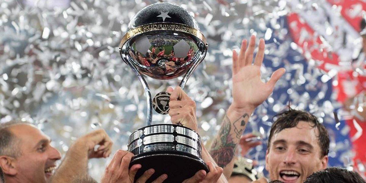 Ojo con Brasil y Colombia: los rivales que le esperan a los chilenos en la Copa Sudamericana