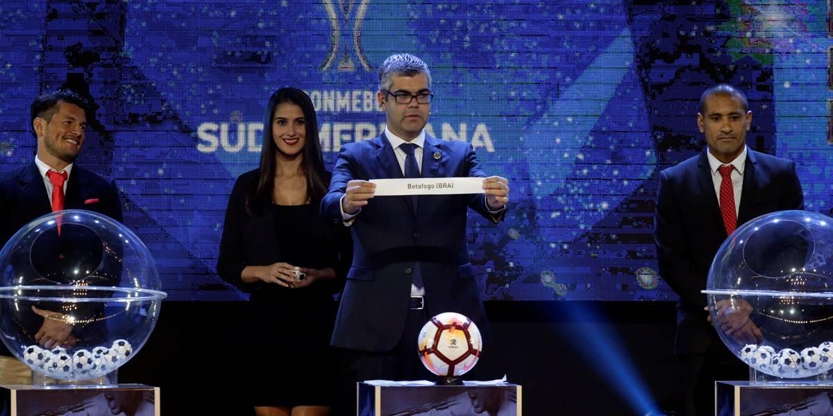 Saiba quais são os confrontos da Copa Sul-Americana