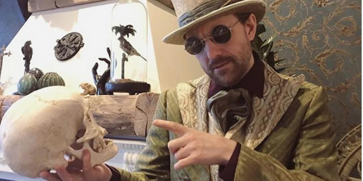 'No quiero ser una banda de nostalgia': Christofer Johnsson de Therion
