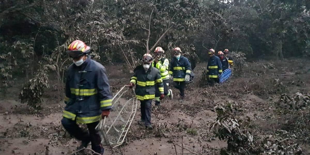 Grupo Emisoras Unidas lanza campaña para ayudar a los damnificados de la erupción del volcán de Fuego