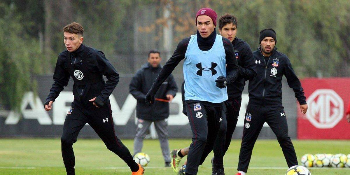 Colo Colo volvió a entrenar con una intensa planificación para el debut en Copa Chile