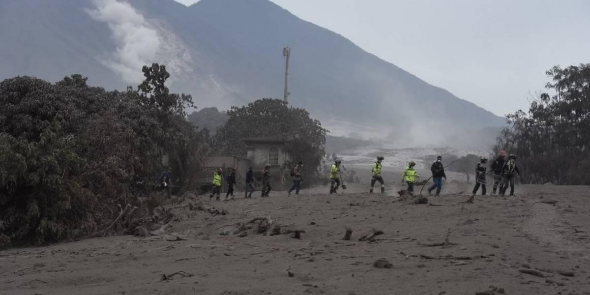 Desolación en pueblo guatemalteco arrasado por la furia del volcán de Fuego
