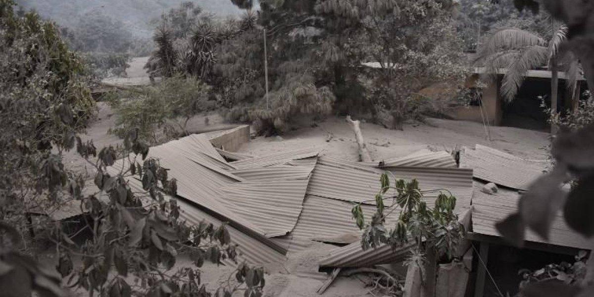 Proyecto de Walmart y TECHO beneficiará a 200 familias víctimas del Volcán de Fuego