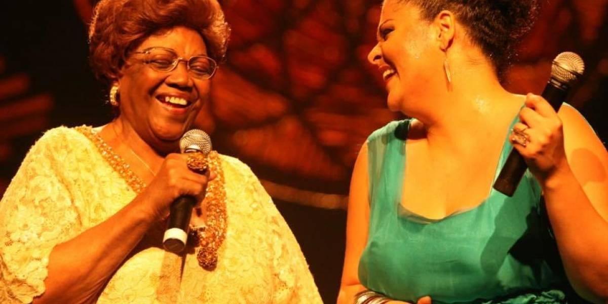 Fabiana Cozza desiste de ser Dona Ivone Lara em musical após críticas de 'não ser tão negra'