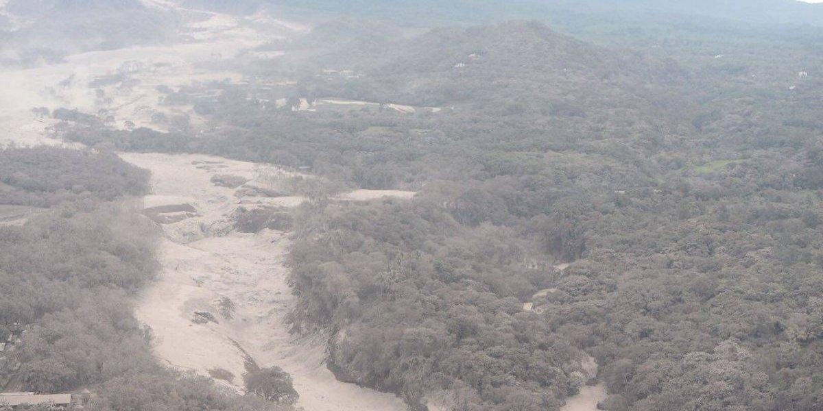 Reportan nueva explosión del volcán de Fuego