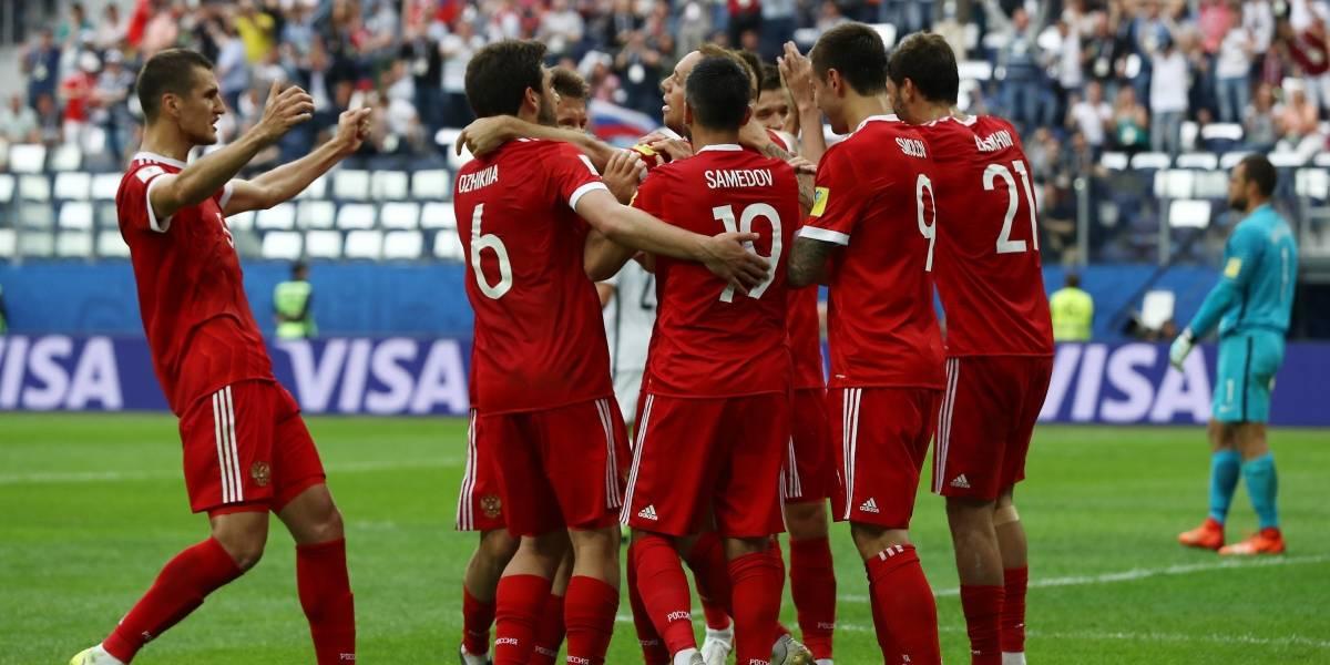 Turquía, la última prueba de Rusia previo a su debut en el Mundial