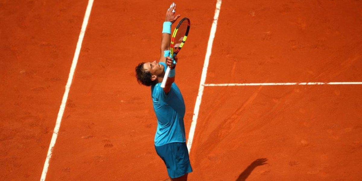 Rafael Nadal sigue celebrando y ahora se topará con un épico Schwartzman en los cuartos de Roland Garros