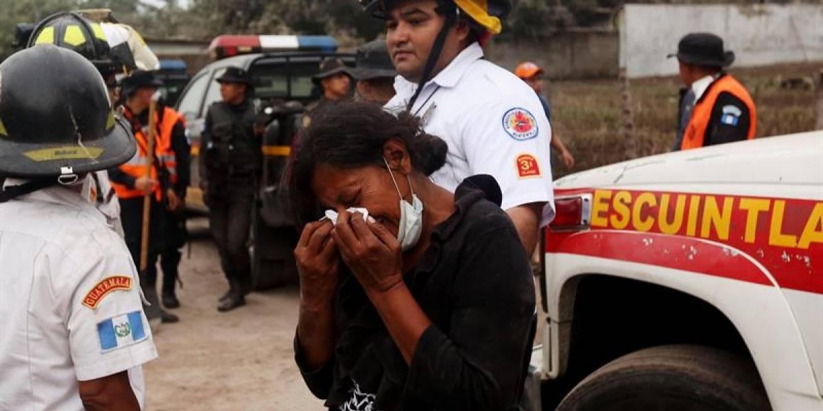 Erupción en Guatemala: Aquí podrás entregar tus donaciones en Quito