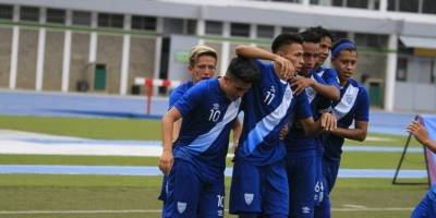 Guatemala vs. Panamá
