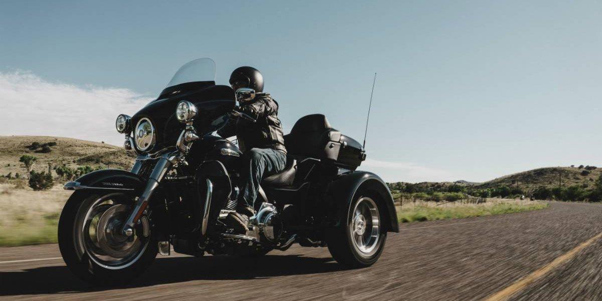 Harley-Davidson renueva su Tri Glide Ultra Classic