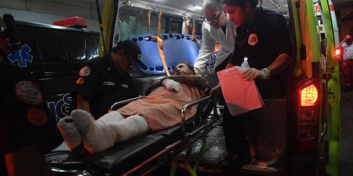 Fallece paciente que había sido trasladado a México tras la erupción