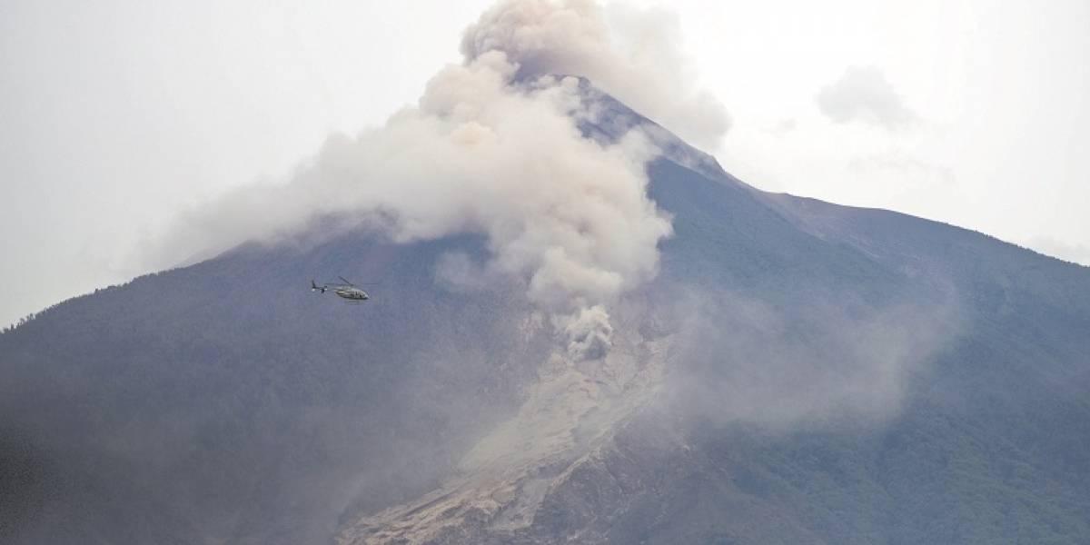 Guatemala: en estado de calamidad y 72 horas para rescate