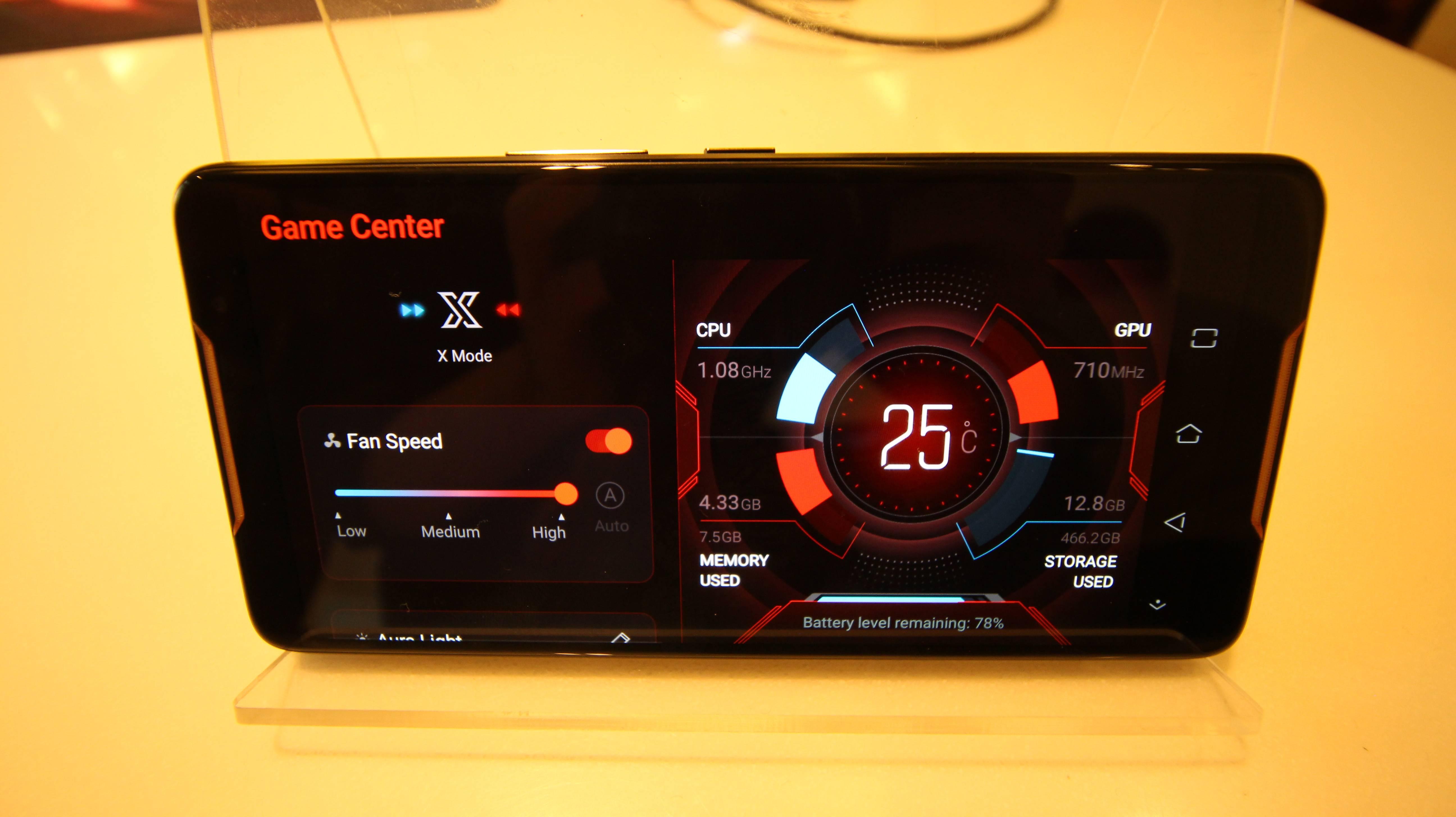 ASUS ROG presenta su nuevo smartphone gamer con increíbles prestaciones