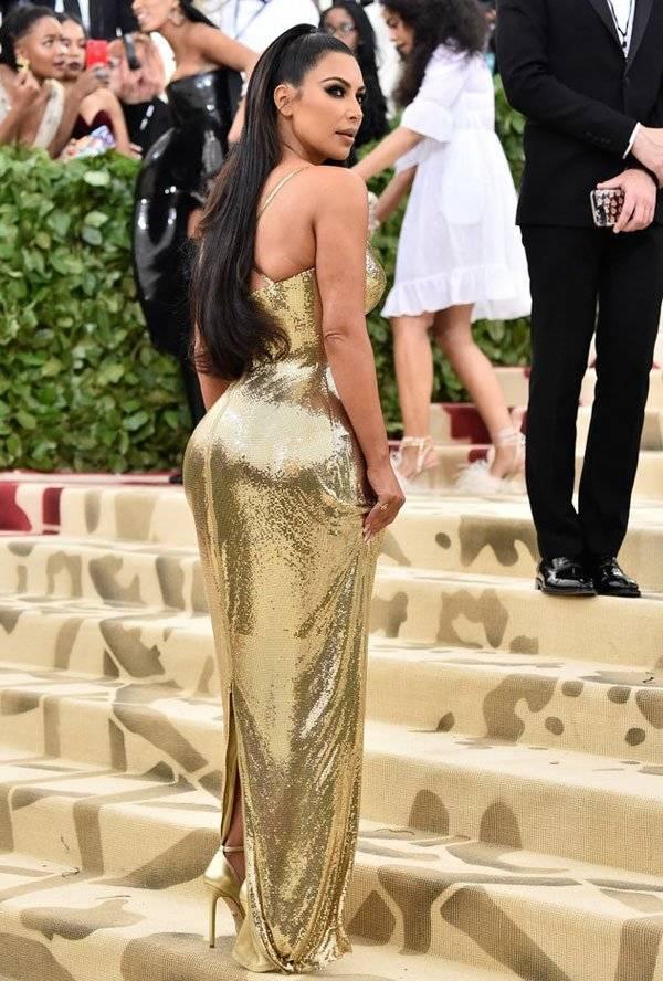 Kim Kardashian CFDA Influencer
