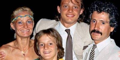 Familia de Luis Miguel