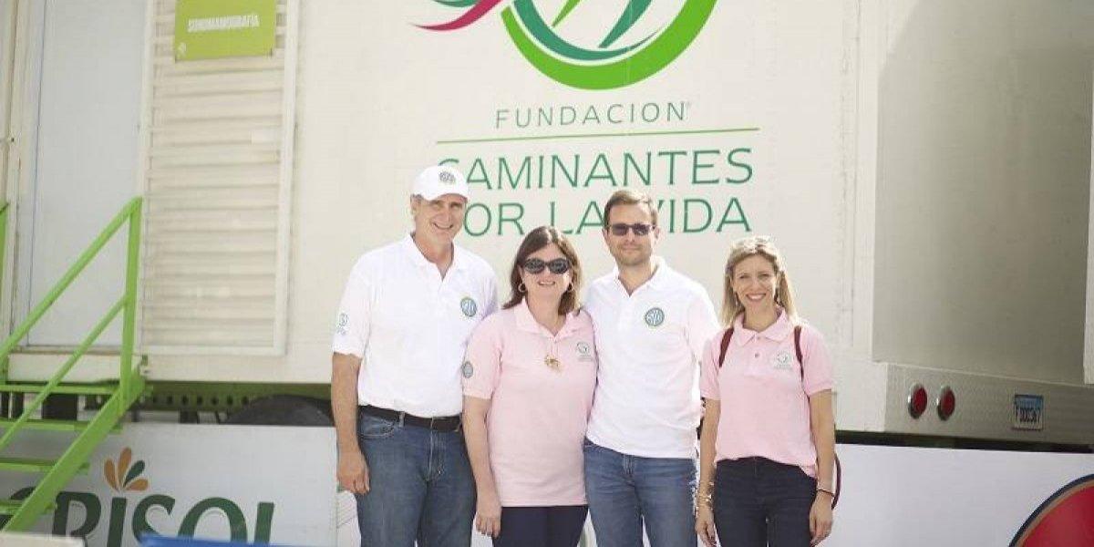 """#TeVimosEn: Caminantes por la Vida celebra segunda jornada de salud 'La Ruta de la Esperanza"""""""