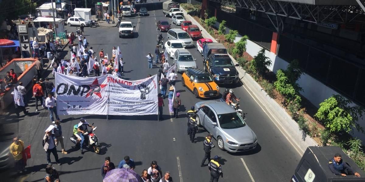 Presentan a especialistas que buscarán regular marchas y bloqueos en la CDMX
