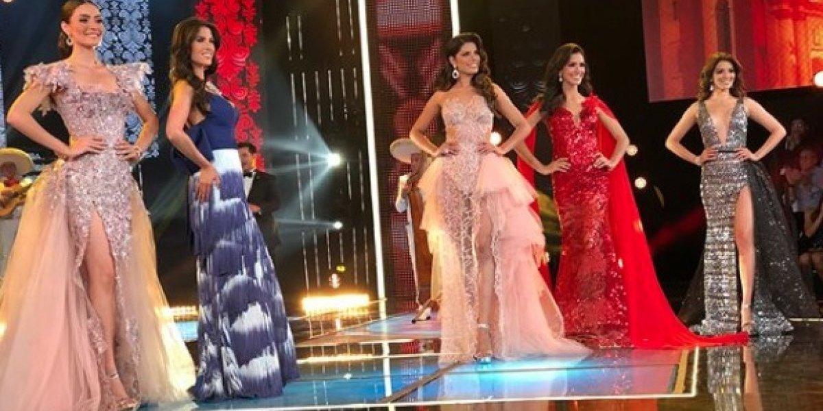 Ella representará a México en Miss Universo 2018