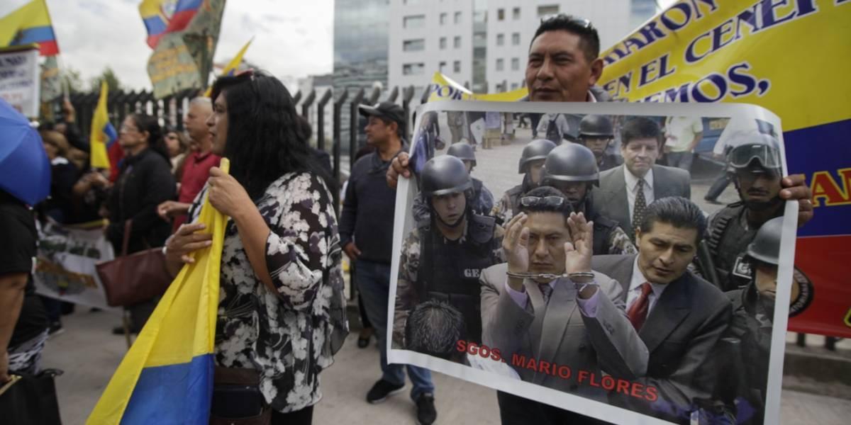 Caso 30-S: Tribunal de la CNJ levanta sentencia a 51 militares y 13 policías