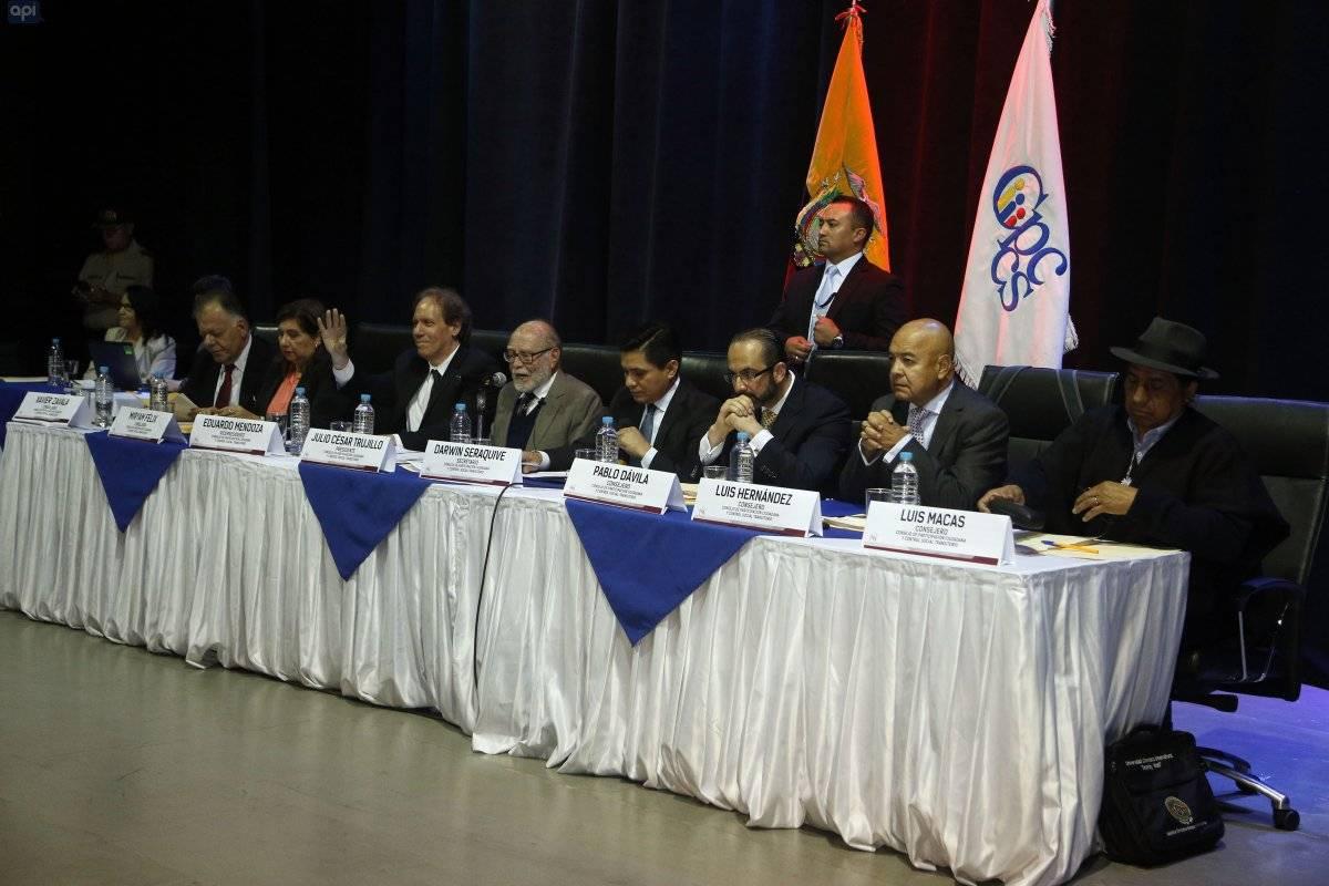 Consejo de la Judicatura no era independiente del gobierno de Rafael Correa API