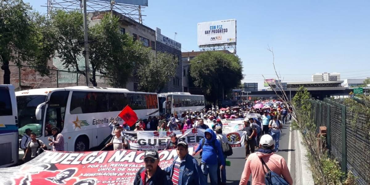 ¿En verdad las marchas afectan el libre tránsito?