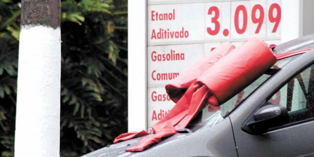 Preço do combustível tem alta após a greve