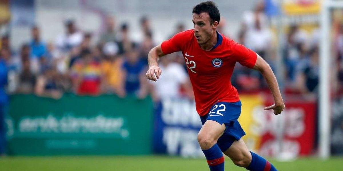 Un blooper que dará la vuelta al mundo: el gol increíble que se perdió Ángelo Henríquez ante Serbia