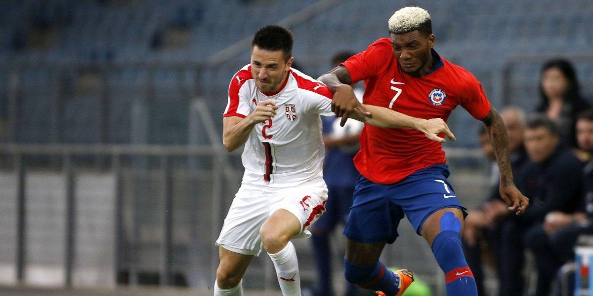 Así vivimos el gran triunfo de la Roja sobre Serbia en amistoso disputado en Austria