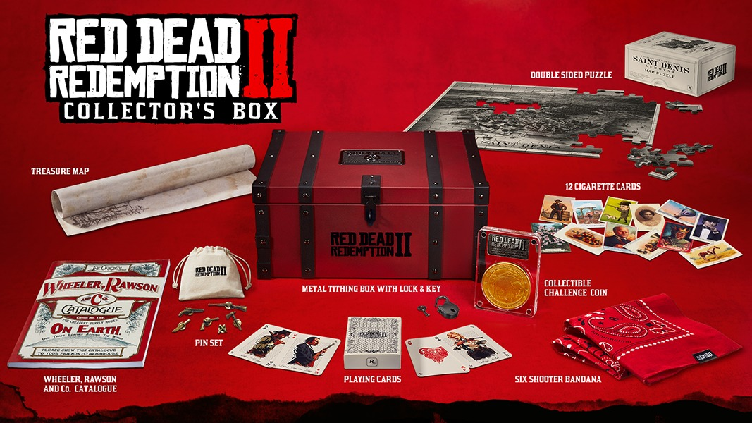 RDR 2 Collector