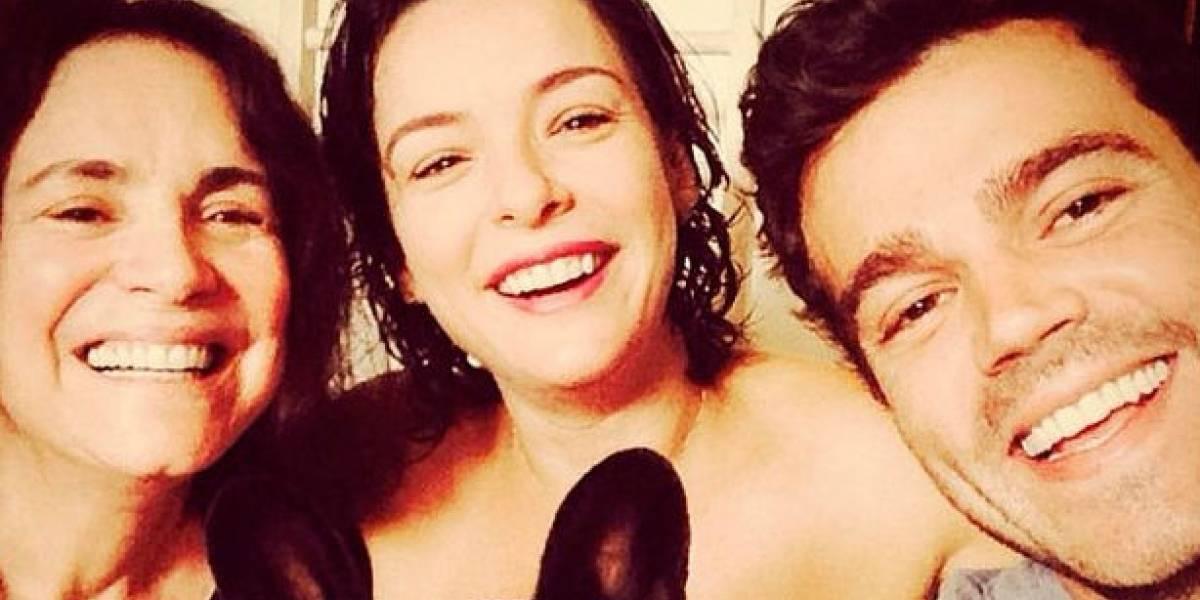 Regiane Alves termina casamento com filho de Regina Duarte, diz colunista