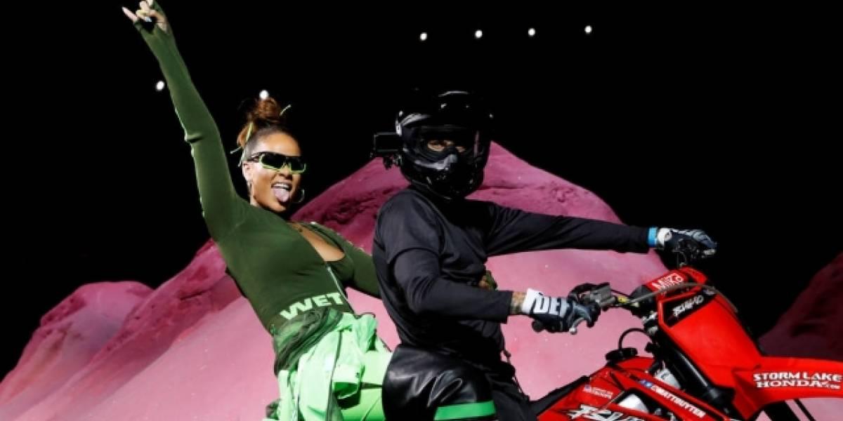 Nova coleção de Rihanna com a Puma já tem data para chegar ao Brasil
