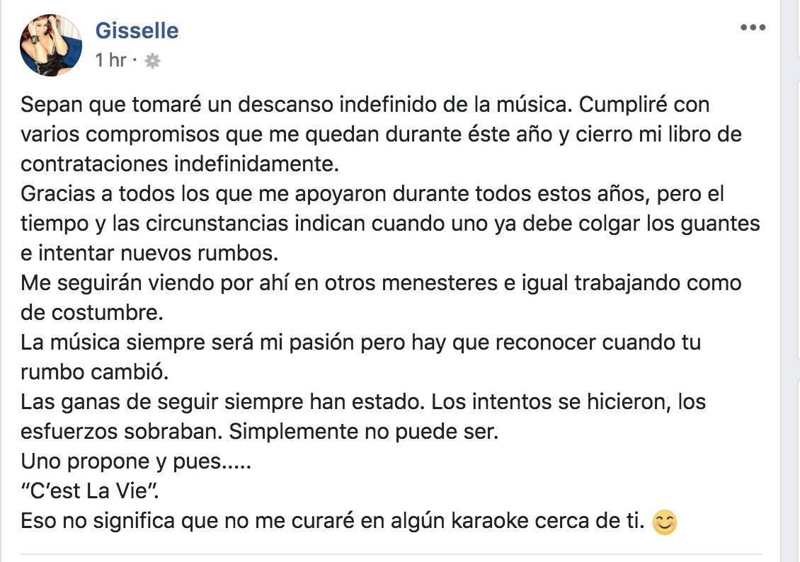 Gisselle