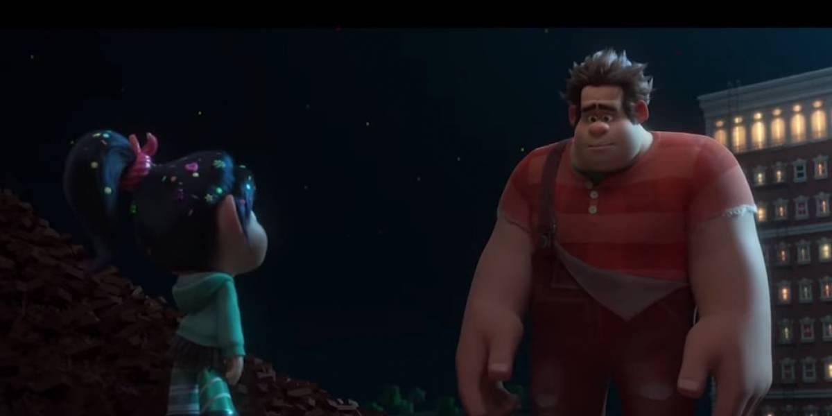 """Lanzan nuevo trailer de """"Wreck-it Ralph 2"""""""
