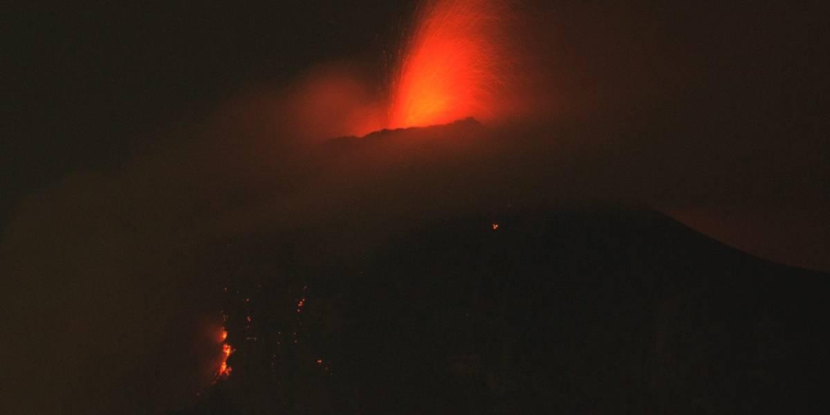 Suben a 25 los muertos por erupción de volcán en Guatemala