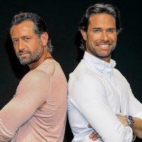 Sebastián Rulli y Gabriel Soto