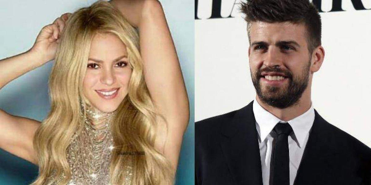 Gerard Piqué derrite las redes con felicitación para Shakira por su regreso a los escenarios
