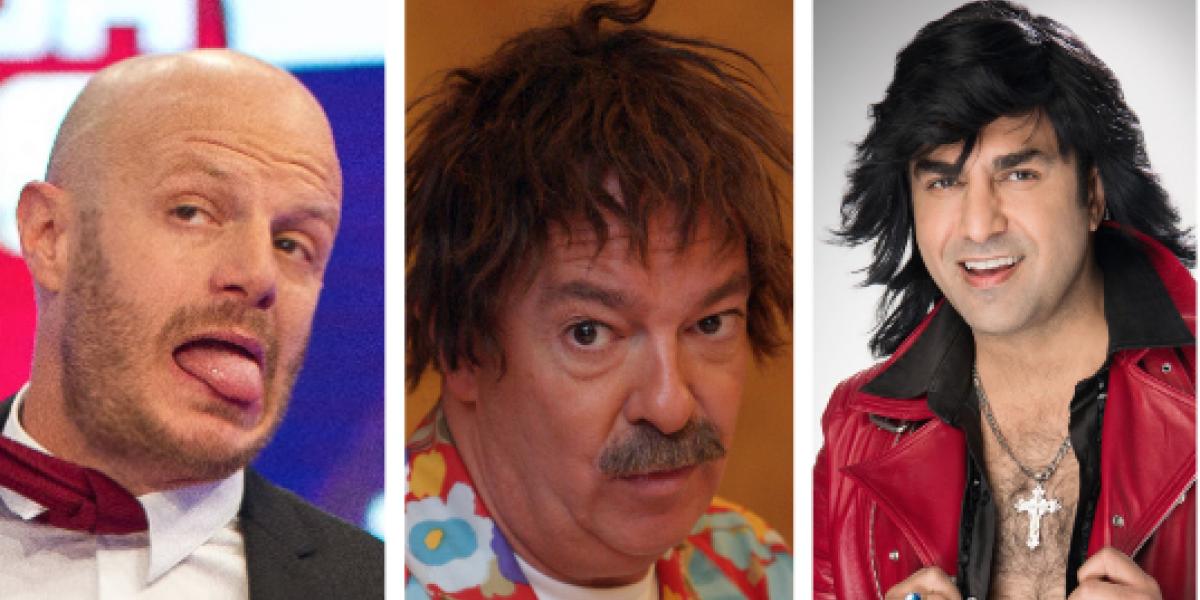 Comediantes pelearán por el rating en el Mundial Rusia 2018