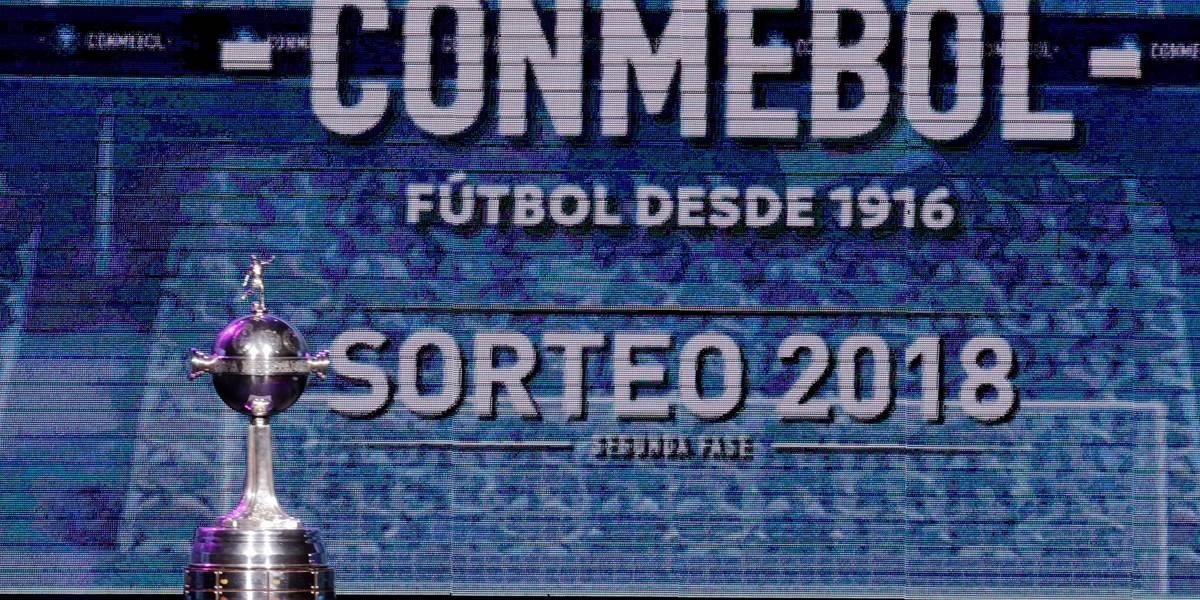Veja quais são os jogos das oitavas de final da Libertadores