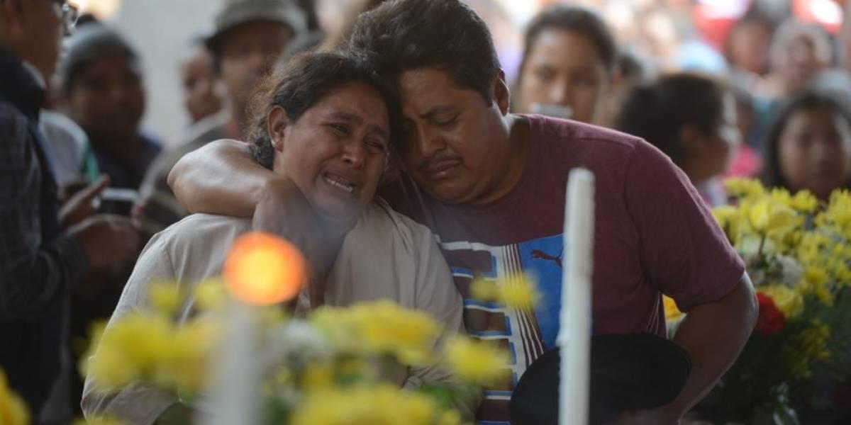 """""""Perdí a mi hija y a mis nietas,  y no encuentro a mi mamá ni a  mis otros dos hijos"""""""
