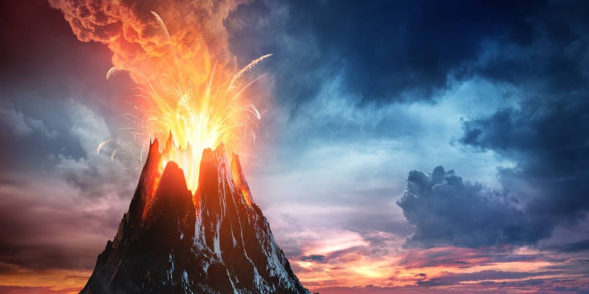 Las explosiones volcánicas más impactantes de la historia