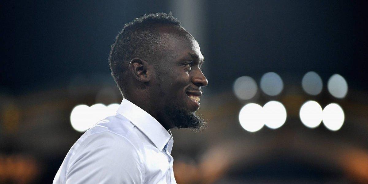 Usain Bolt debutará como futbolista en un amistoso con un equipo noruego