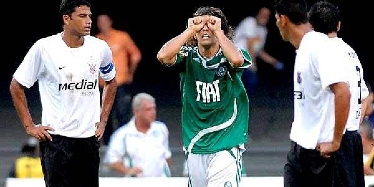 """En Brasil ya calientan el duelo Valdivia-Corinthians: """"Los hará llorar de nuevo"""""""