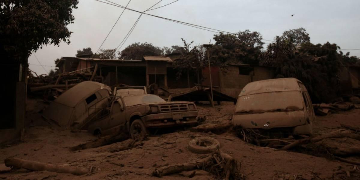 Interjet cancela vuelos México-Guatemala por erupción de Volcán de Fuego